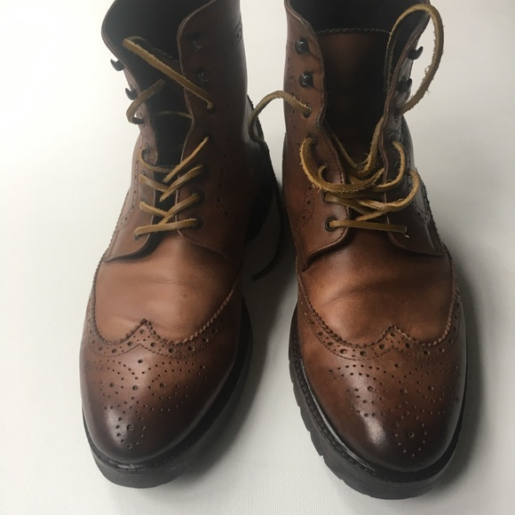 To Boot Other - To Boots Adam Derick AUCKLAND BURNISHED BROWN